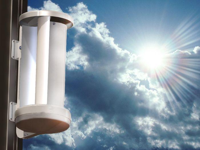 Leading Edge LE-v50 Vertical Wind Turbine