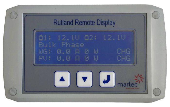 Rutland 1200 Remote Display