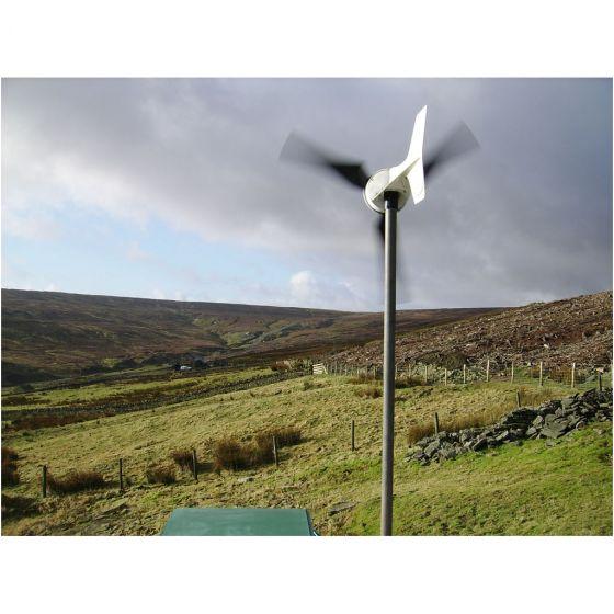 Wind Turbine 7.5m Guyed Tower Kit
