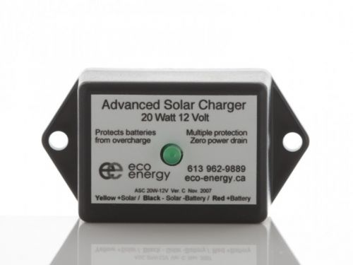 Advanced Solar Charge Controller 12V 20W