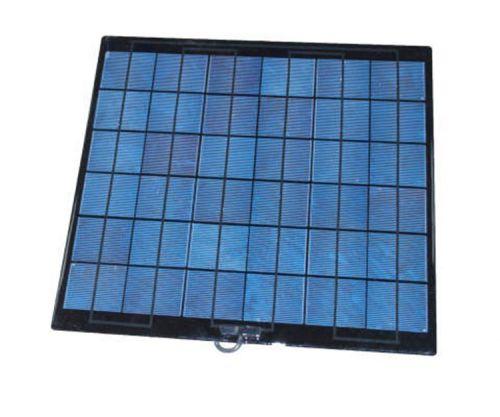 INPRO 22W Slimline Rigid Marine Solar Panel