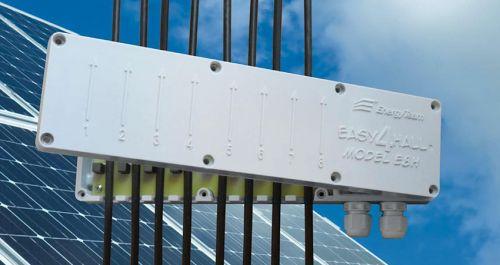 """Easy 4 Hall"" Multi Channel Solar Panel Current Sensor"
