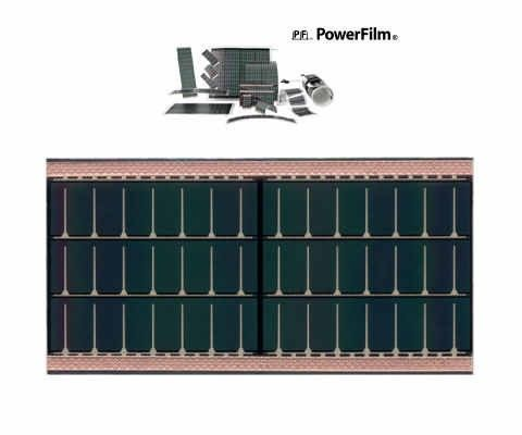Powerfilm 0.36W Flexible Mini Solar Panel (Wireless)