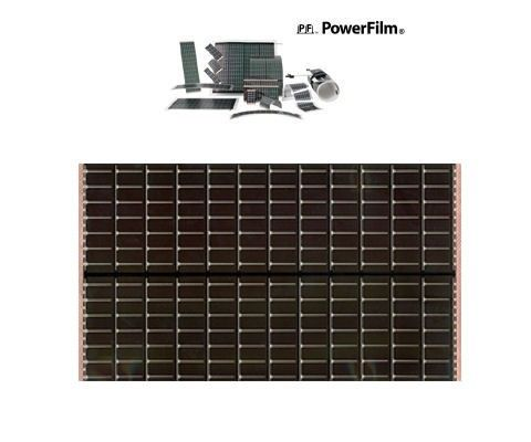 Powerfilm 1.44W Flexible Mini Solar Panel (Wireless & Wx.Pro)