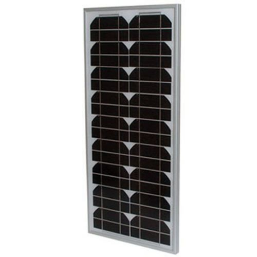 Perlight 20W Monocrystalline Solar Panel