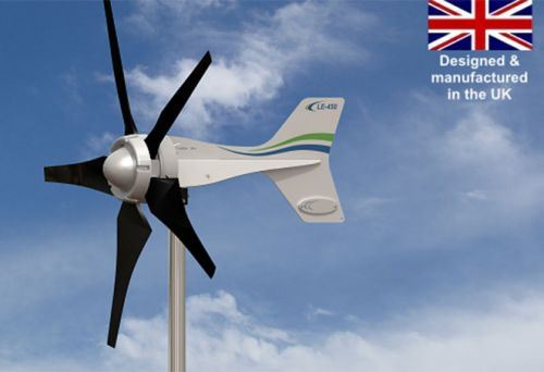Leading Edge LE-450 Marine Wind Turbine