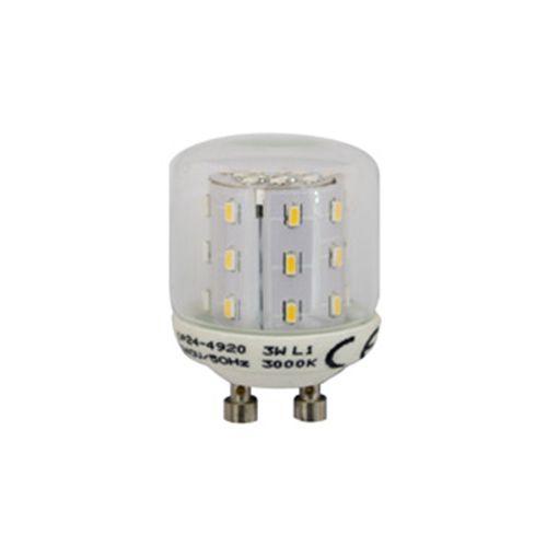 tp24 8162 L1X 3W Dimmable Bulbs (x2)