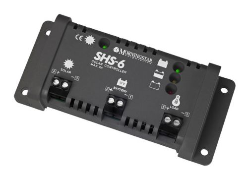 Morningstar SHS 6 Solar Controller 12V 6A