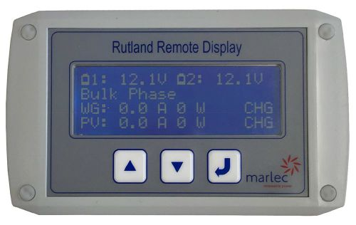 Rutland 1200 Remote Display