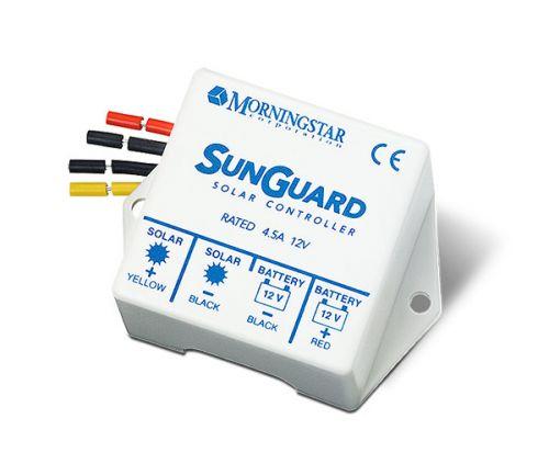 Morningstar SunGuard 12V 4.5A Solar Regulator