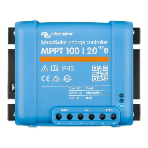 Victron Smart Solar MPPT 100/20 Charge Controller