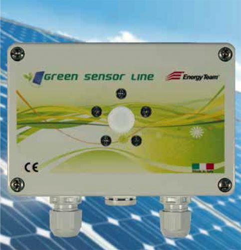 Energy Team Solar Irradiance Meter