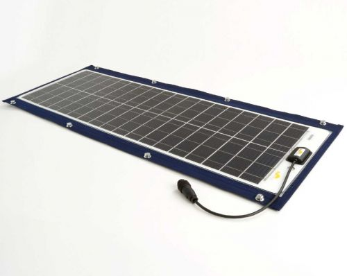 SunWare TX 12052 50W Bimini and Sprayhood Solar Panel