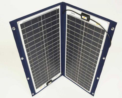 SunWare TX 22052 100W Bimini and Spray Hood Solar Panel