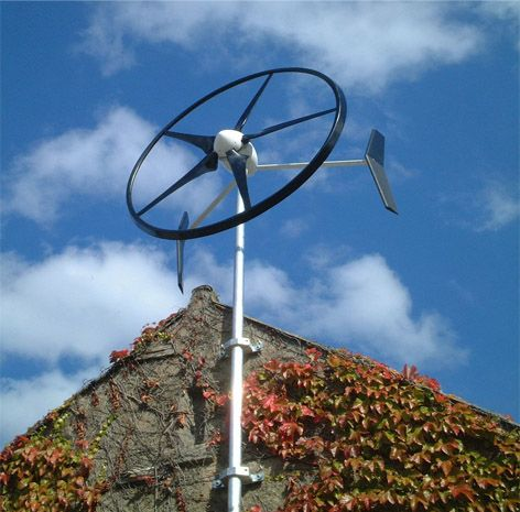 SWIFT Wind Turbine System