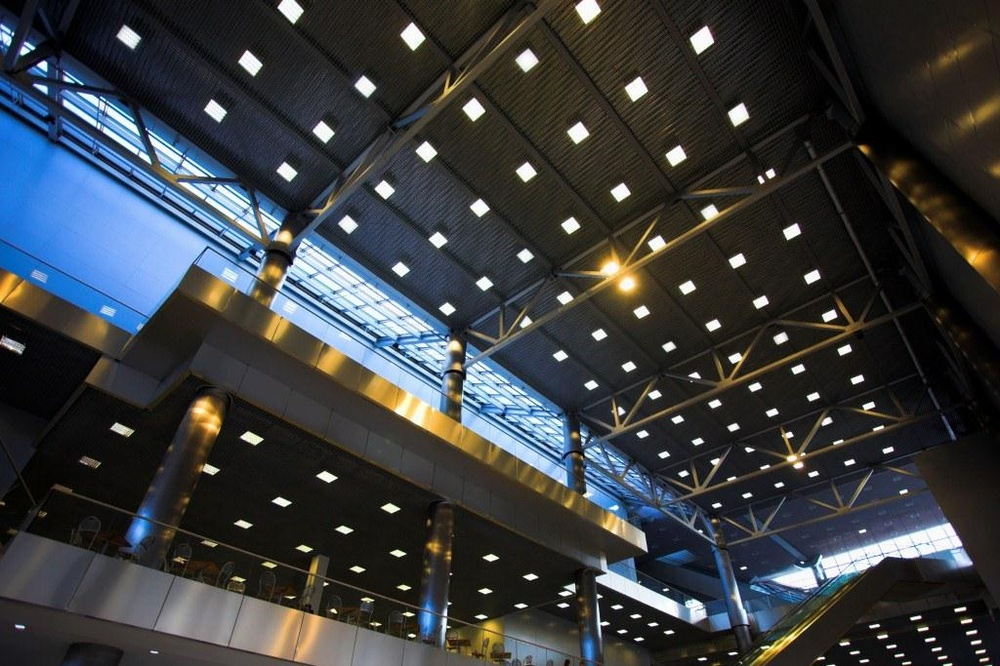 LED Panel Light Installation
