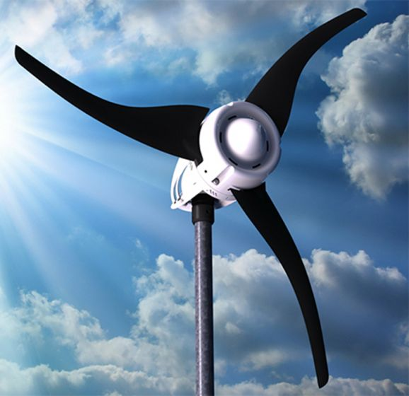 Leading Edge LE-600 Downwind Domestic Wind Turbine KITS