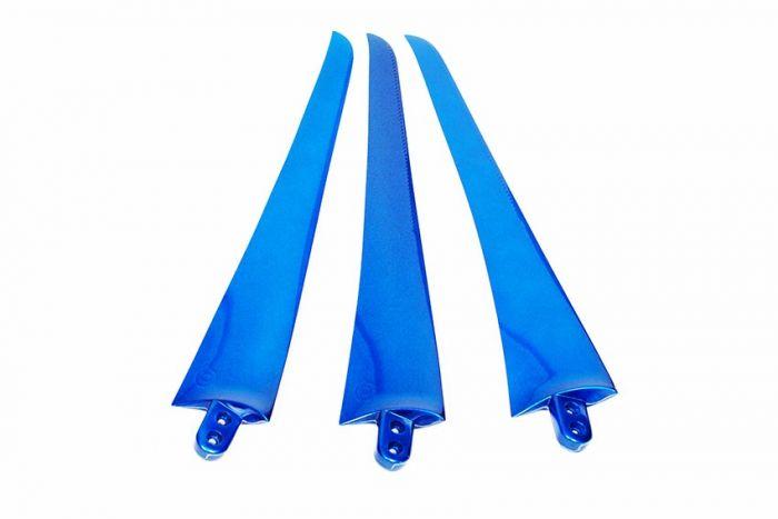 Silentwind 400 Spare Carbon Fibre Wind Turbine Blades (x3)
