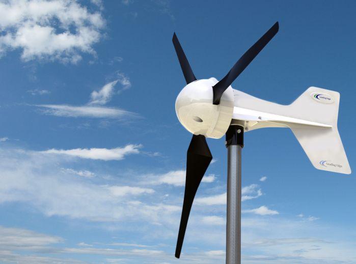 Leading Edge LE-300 Marine Wind Turbine KITS