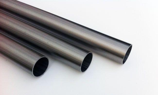 Stainless Steel Wind Turbine Mounting Pole - 1.5m
