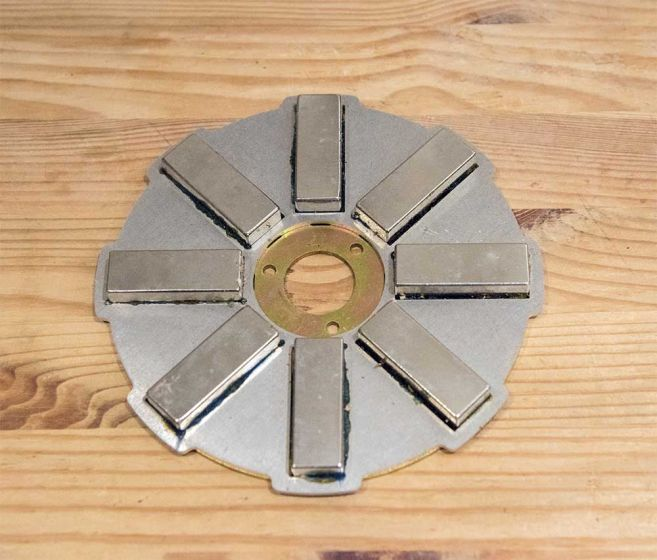 Leading Edge LE 450 Replacement Magnet Rotor