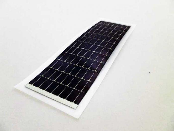 Powerfilm 0.72W RC Flexible Mini Solar Panel (RC Version)