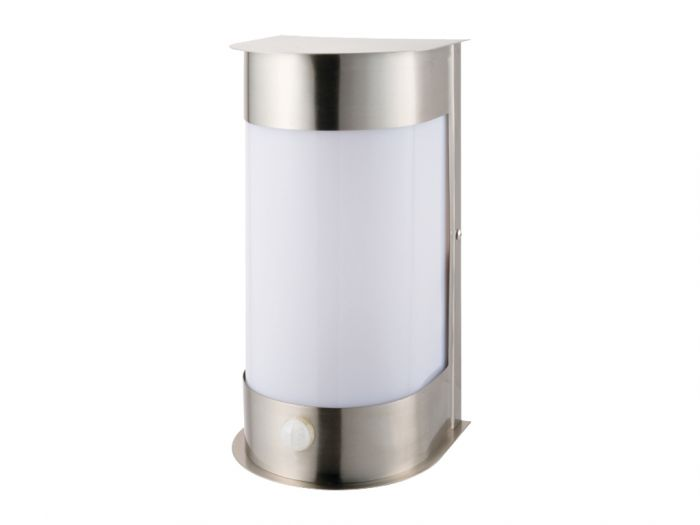 Maine PIR Coastal Stainless LED Wall Light by tp24 (5375)