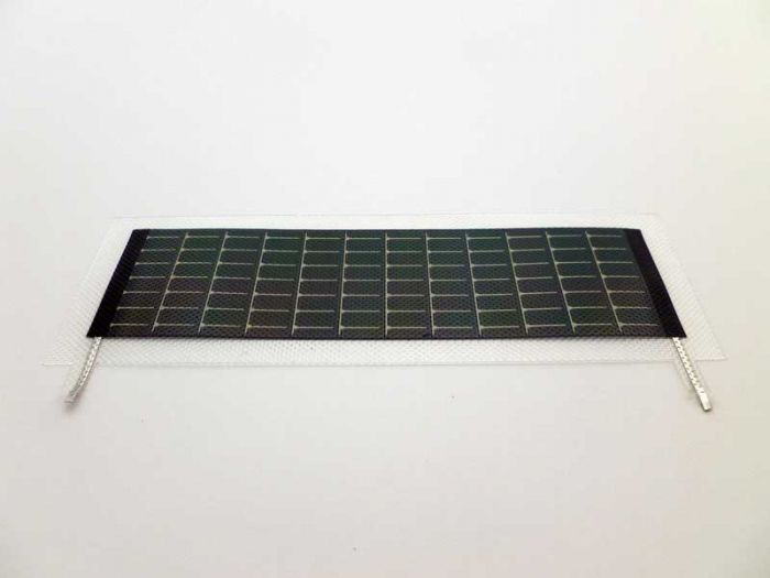 Powerfilm 0.77W Waterproof Flexible Mini Solar Panel (Wx.Pro)