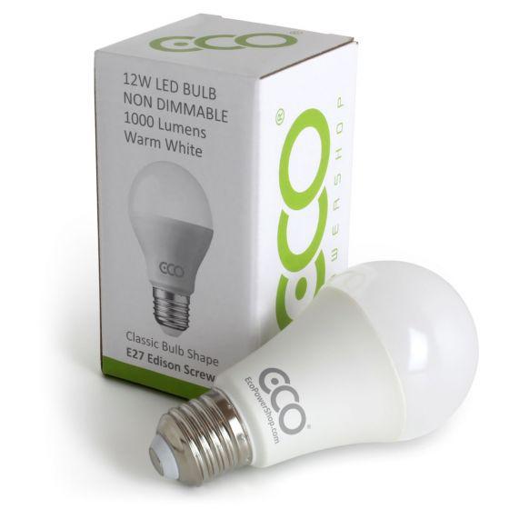 Eco Power Shop E27 screw bulb