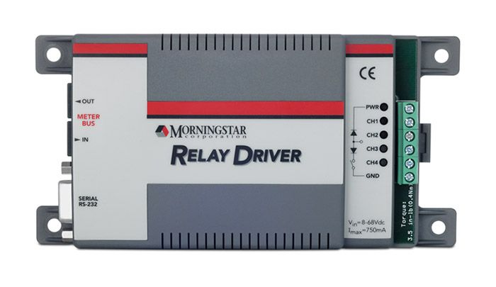 Morningstar Relay Driver