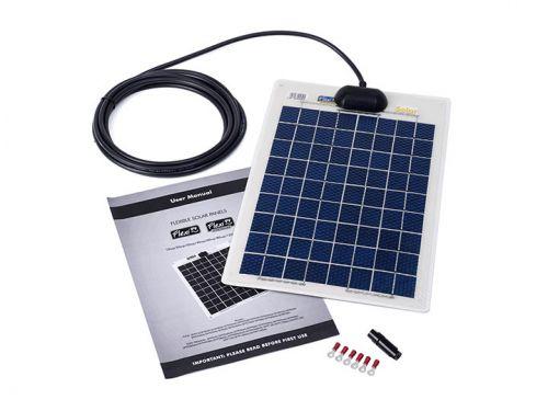 10W Flexible Solar Panel Kit