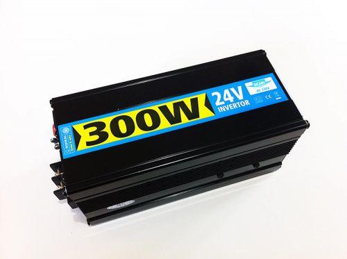 24V 300W Portable Inverter