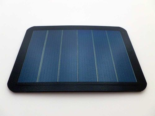 3W Flexible Waterproof Low Power Solar Panel