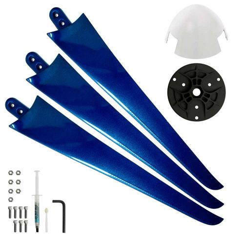 AIR BREEZE Silentwind Blue Blade Upgrade Kit