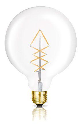 The George LED Filament Globe Bulb | Bright Goods