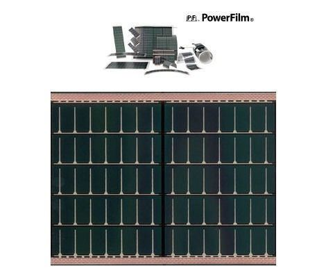 Powerfilm 0.6W Flexible Mini Solar Panel (Wireless)