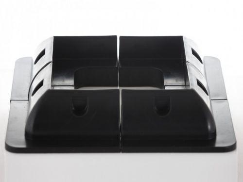 Solar Panel Adhesive Corner Mount - Box of 4.