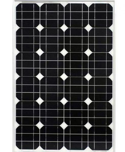 Perlight 50W Monocrystalline Solar Panel