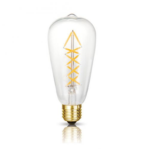 The Victoria LED Vintage Bulb by Bright Goods