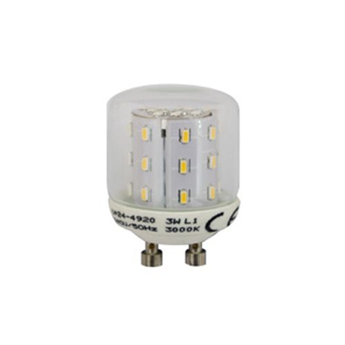 tp24 8162 L1X 3W Dimmable Bulbs (x2)