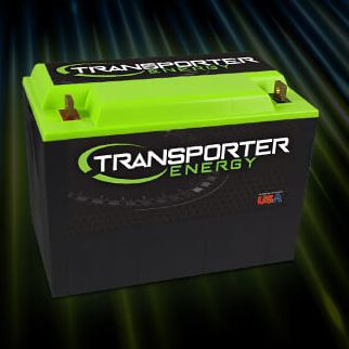 Transporter Energy Lithium Ion Battery