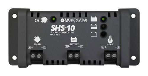 Morningstar SHS 10 Solar Controller 12V 10A