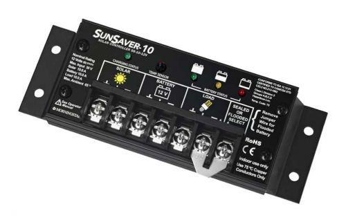 Morningstar SunSaver 10 Solar Charge Controller 12V 10A