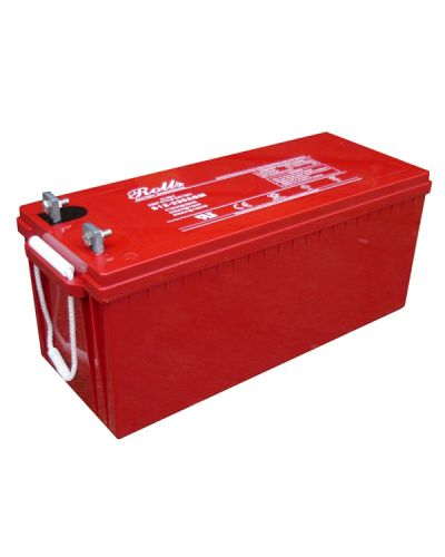 Rolls Solar AGM Series 5 Deep Cycle 12V Battery - 231Ah (C100) 189Ah (C10)