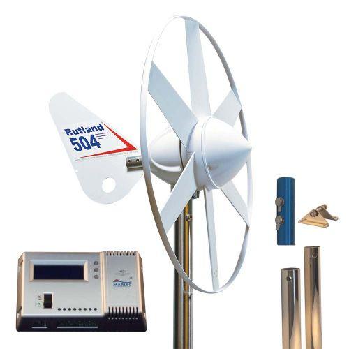 Rutland 504 Wind Turbine HRDi Mounting Pole Kit 4.2