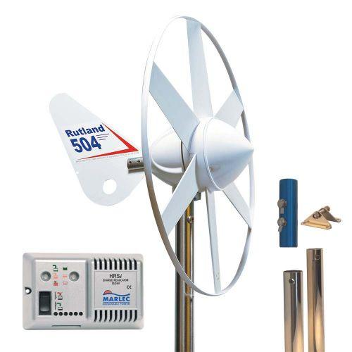 Rutland 504 Wind Turbine HRSi Mounting Pole Kit 4.1