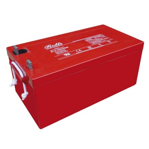 Rolls Solar AGM Series 5 Deep Cycle 12V Battery 290Ah (C100) 234Ah (C10)