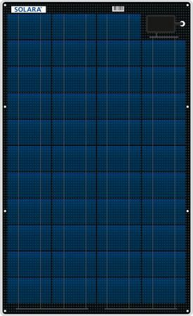 55W Solara Marine Solar Panel M-Series