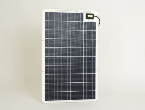 SunWare 50W Semi-Flexible Marine Solar Panel