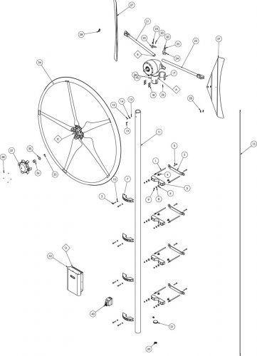 SWIFT Wind Turbine Replacement Spare Parts